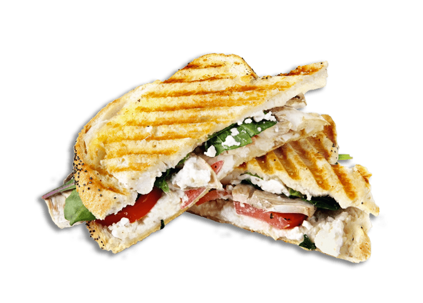 Panini Sandwiches - Good 2 Go Deli